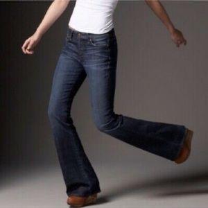 JOE'S Bootcut Jeans Rocker Fit